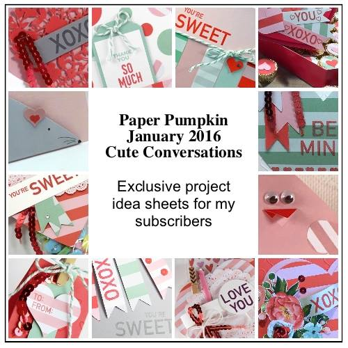 Paper Pumpkin, Stampin' Up!