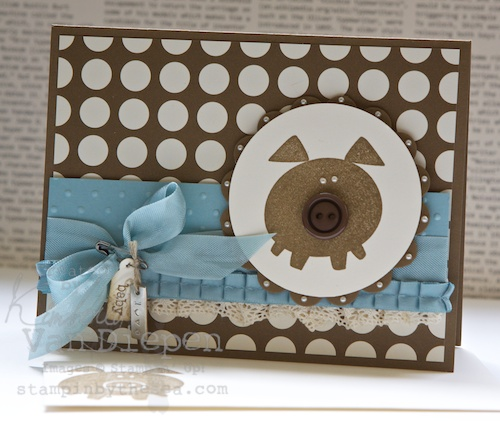 Kimberly Van Diepen Stampin' Up Demonstrator