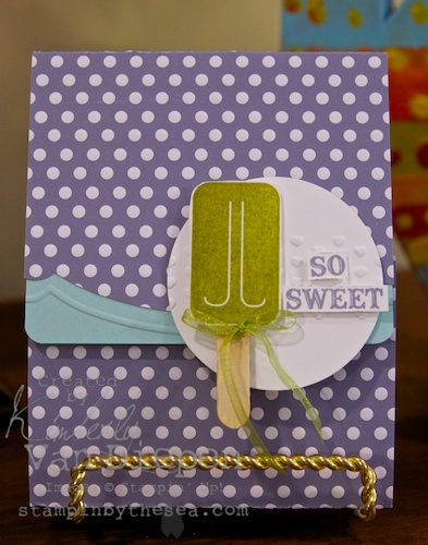 Kimberly Van Diepen Stampin' Up! Demonstrator