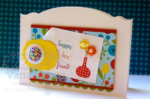Kimberly Van Diepen Stampin' Up!