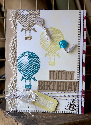 Kimberly VAn Diepen stampin 'Up!