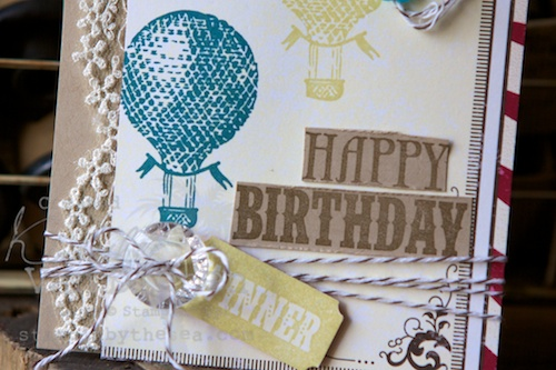 Kimberly Van Diepen, Stampin Up