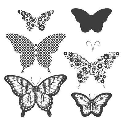 Papillon Potpourri, Stampin' Up!