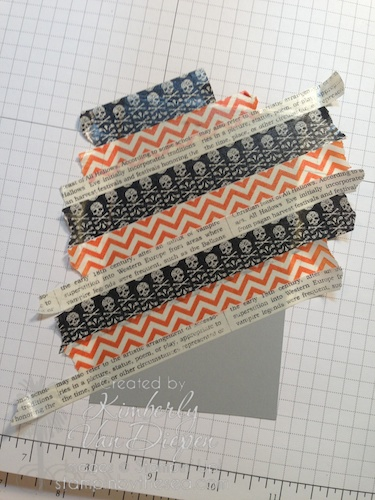 Witches Brew Washi Tape, Stampin' Up!