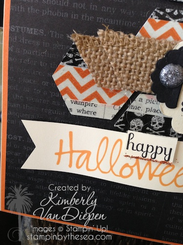 Toil & Trouble Stamp set, Stampin' Up!, Halloween
