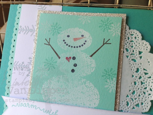 Convention Swaps, Stampin' Up!