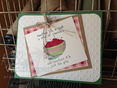 Stampin' Up!, Be Inspired