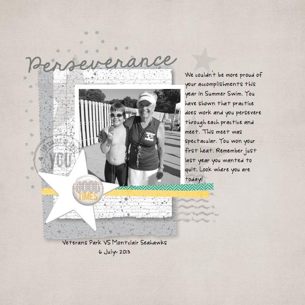 Perseverance, My Digital Studio, MDS, Stampin' Up!