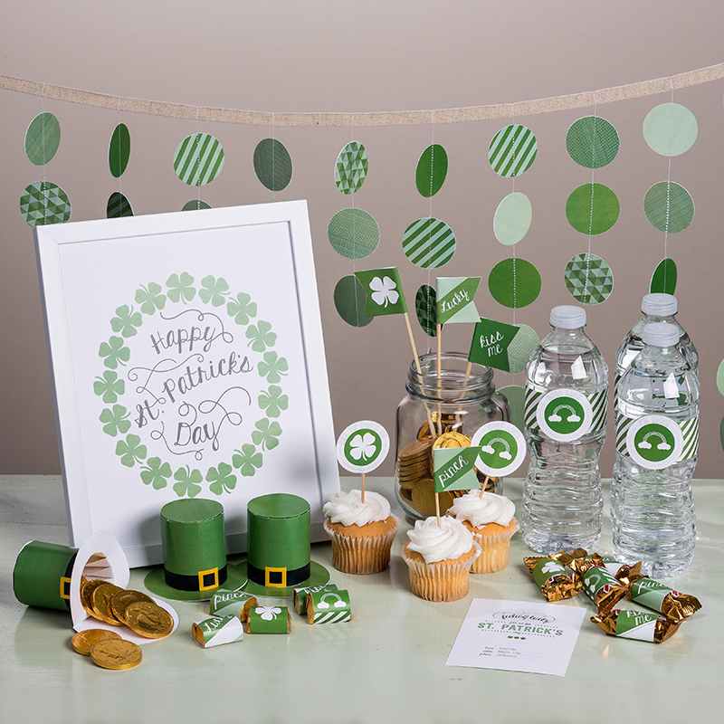 Luck 'O The Irish, My Digital Studio, MDS, Stampin' Up!