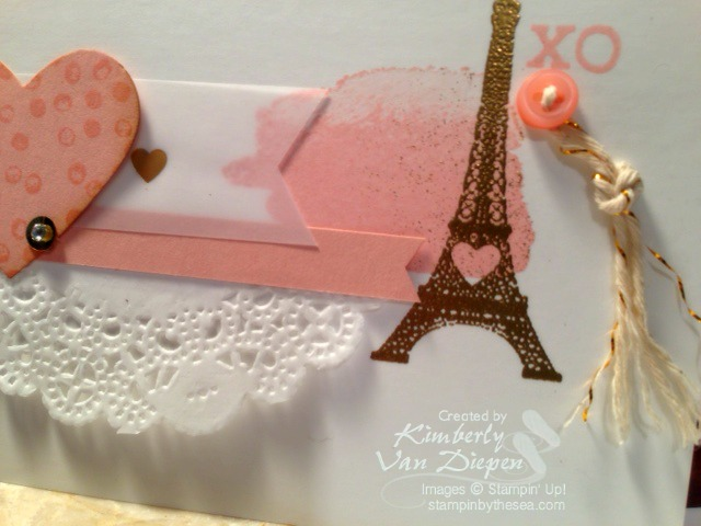 Follow Your Heart, Valentines, Stampin' Up!