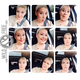Selfie, My Digital Studio, Stampin' Up!