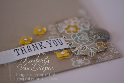 So Very Grateful, Stampin' Up!
