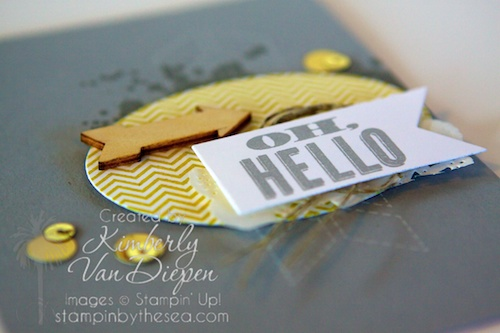 Oh Hello, Stampin' Up!