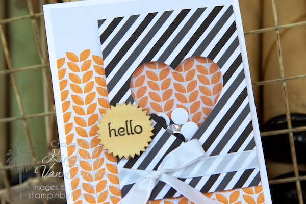 Project Life, Stampin' up! Shaker Cards