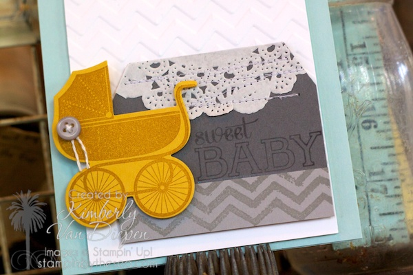 Something for Baby, Stampin' Up!