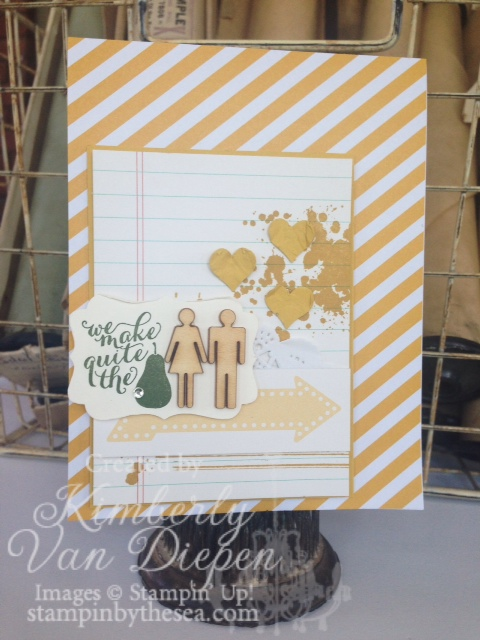 Quite the Pair stamp set, Stampin' Up!