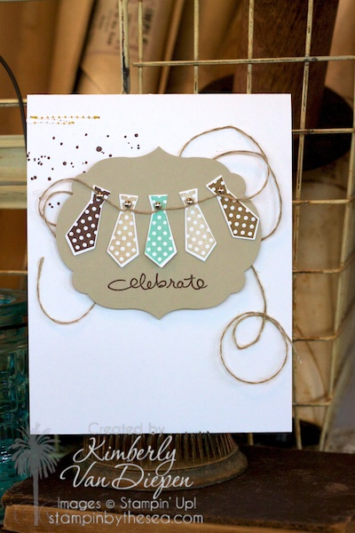 Something for Baby stamp set, Stampin' Up!, Celebrate Father's Day