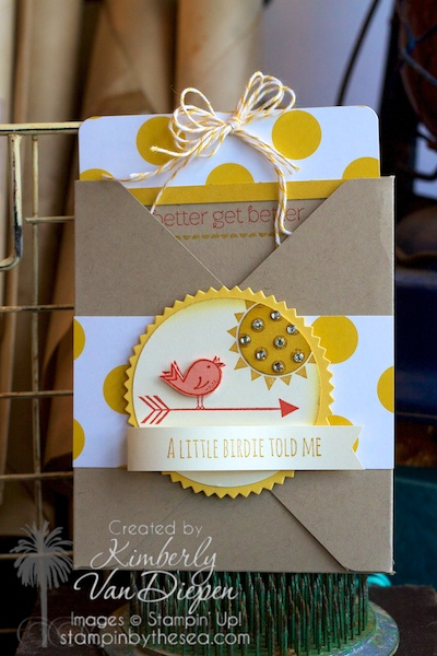 Hello Love, Stampin' Up!