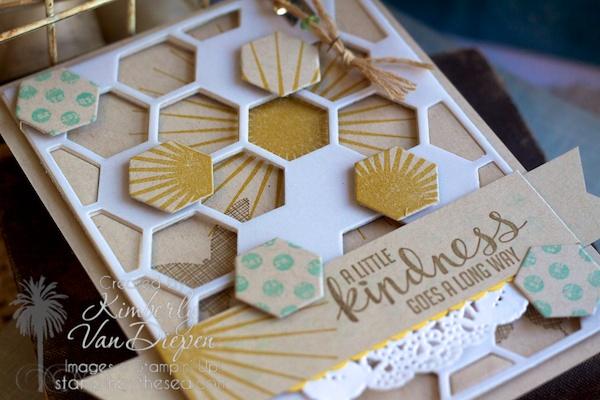 Kinda Eclectic stamp set, Display Stamper, Stampin' Up!