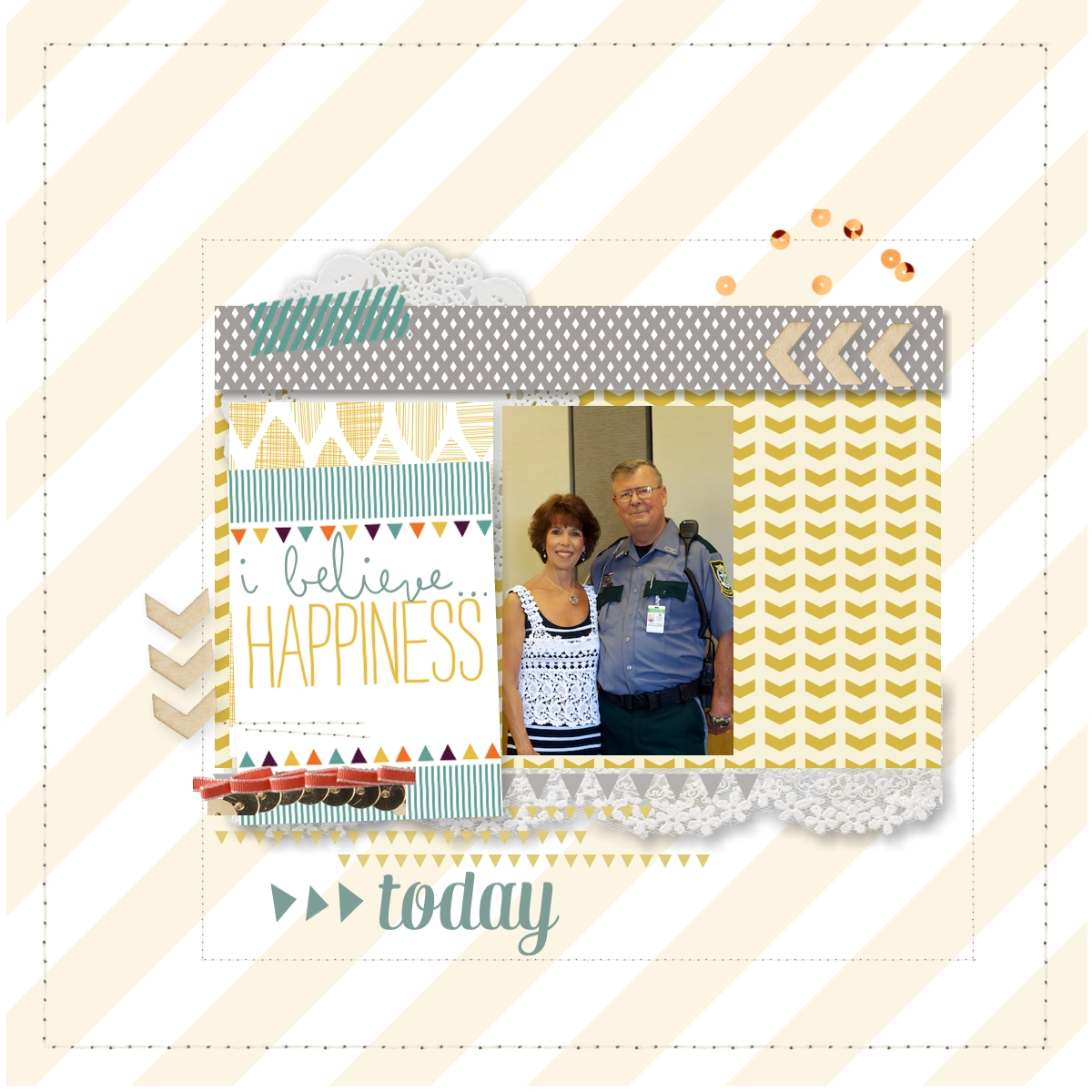 My Digital Studio, Stampin' Up!, Digital Scrapbooking