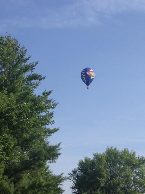 Balloon Festival, Indianola Iowa