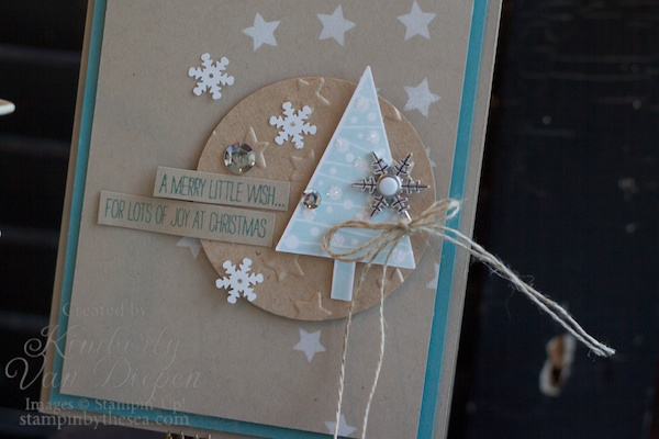 Festival of Trees, Stampin' Up!