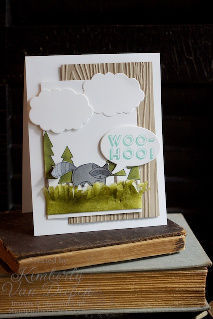 Life in the Forest, Stampin' Up!, Blendabilities