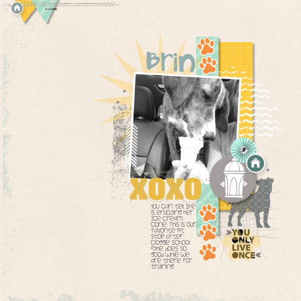 Digital Scrapbook Week, Stampin' Up!, My Digital Studio