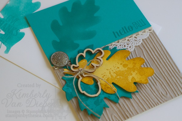 Peek a Boo Card, For all Things stamp set, Stampin' Up!