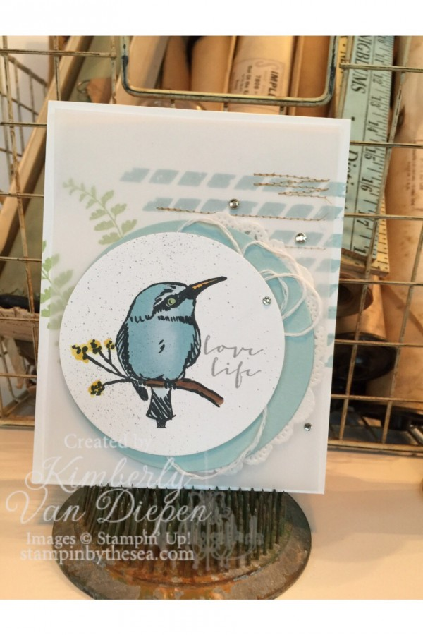 A Happy Thing, Sale a Bration, Stampin' Up!