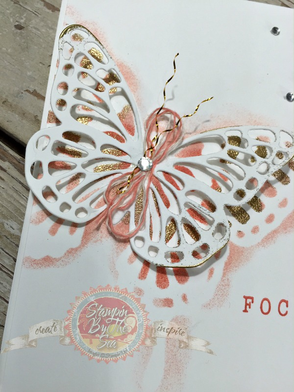 Butterfly Basics, Butterfly Thinlits Dies, Stampin' Up!