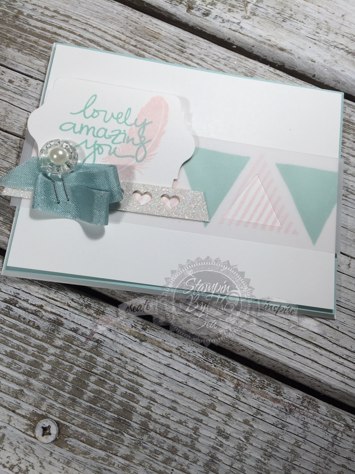 Lovely Amazing You, Stampin' Up!