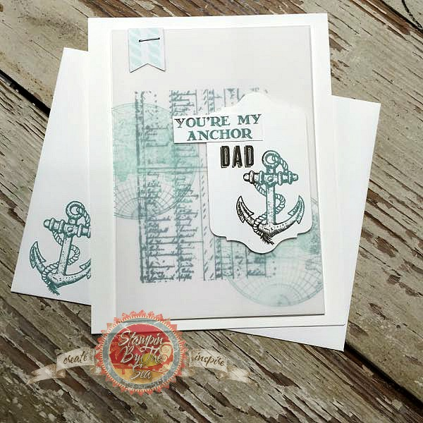 Masculine Cards, Stampin' Up!, Guy Greetings