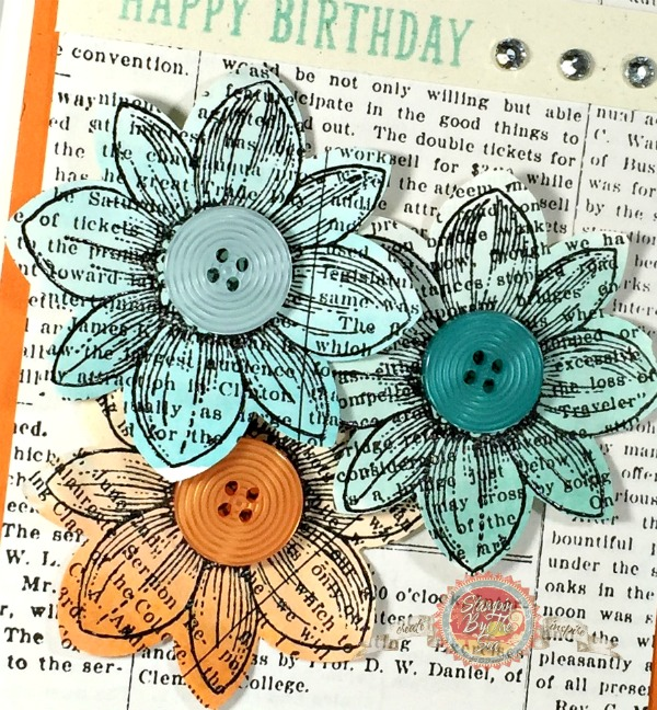 Petal Potpourri stamp set, Stampin' Up!