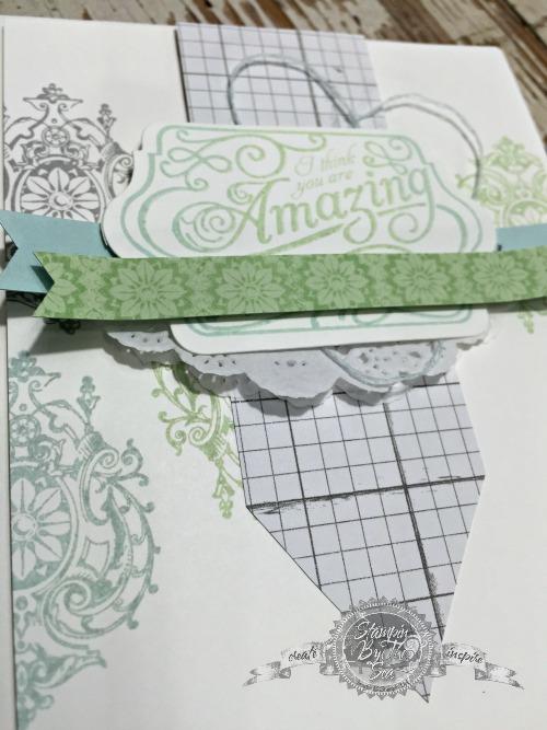 Lovely Amazing stamp set, Stampin' Up!, TGIF02