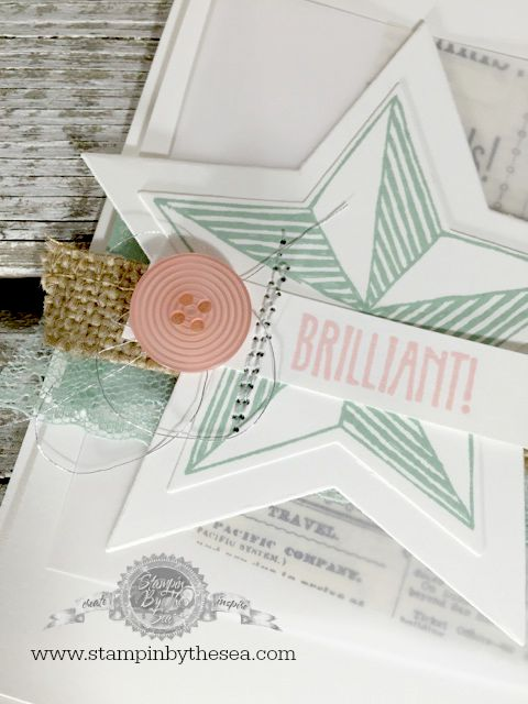 Be the Star stamp set