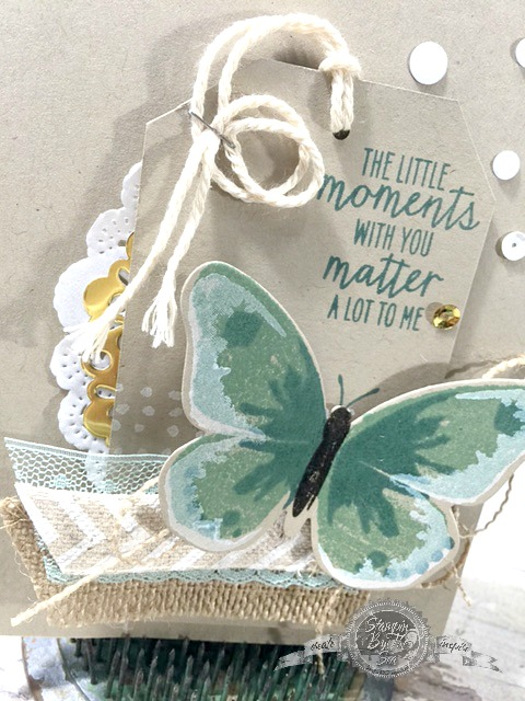 TGIFC#11, Watercolor Wings, Stampin' Up!