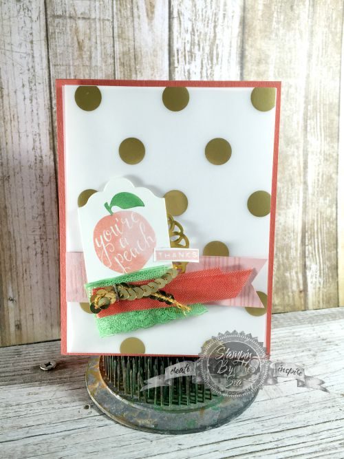 TGIFC13, Silhouettes & Script Stamp set, Stampin'  Up!