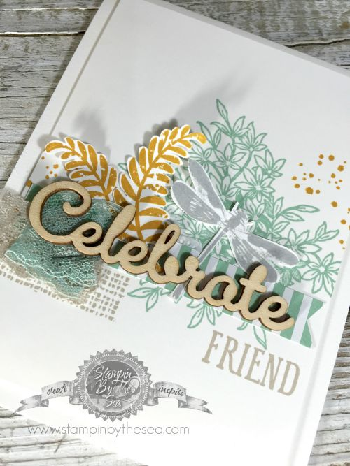 Awesomely Artistic stamp set, Stampin' Up!