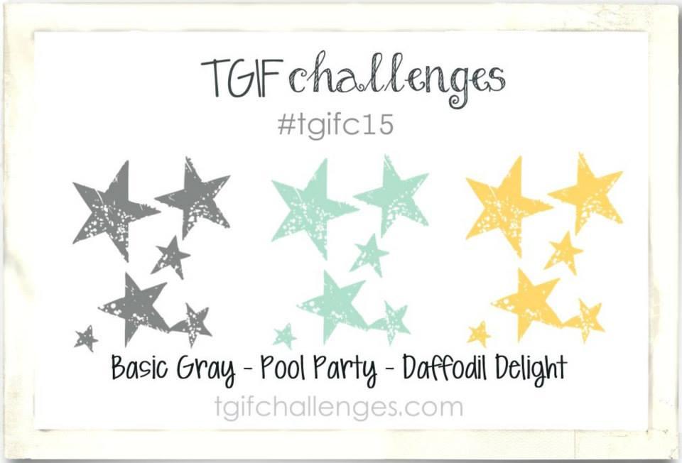Color Challenge, TGIFC15