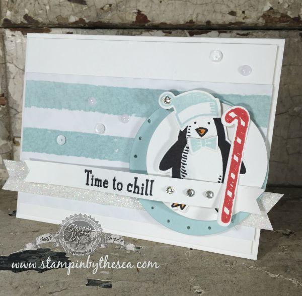 Snow Place stamp set, Stampin' Up!, Kimberly Van Diepen