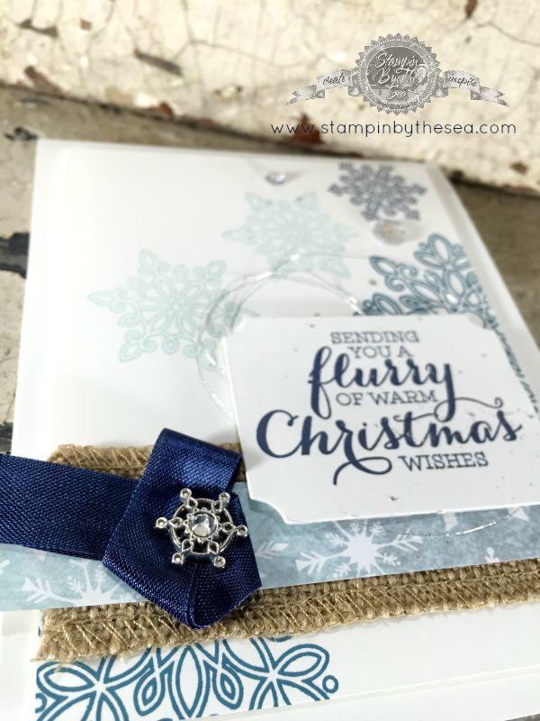 Flurry of Wishes, Stampin' Up!, Kimberly Van Diepen