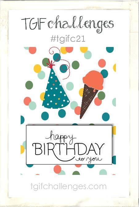 TGIF Birthday