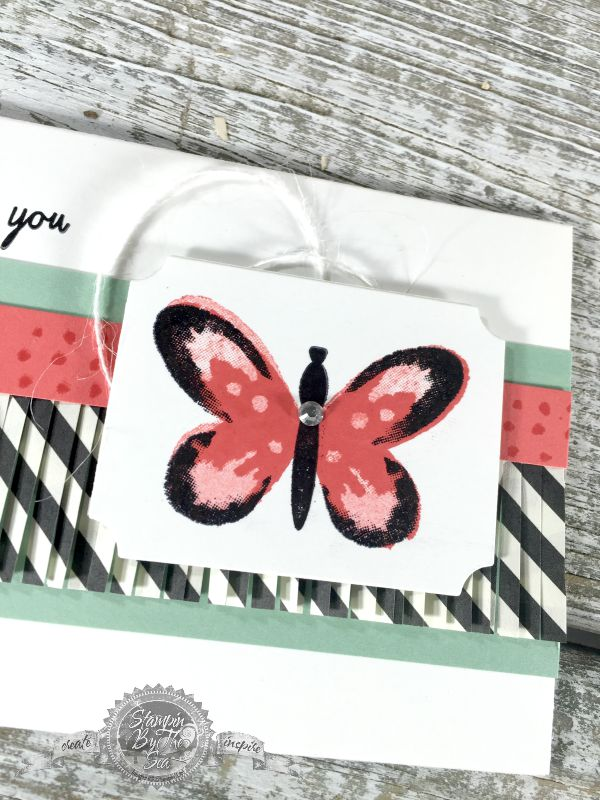 TGIFC, Watercolor Wings stamp set, Stampin' Up!