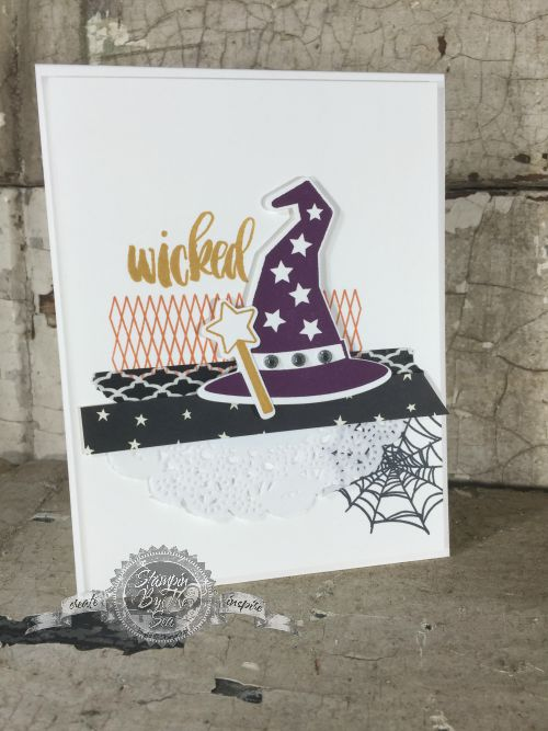 Howl-o-Ween Treat stamp set, Stampin' Up!
