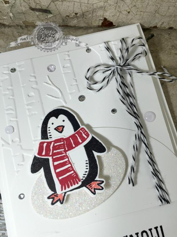 Snow Place Stamp set, Stampin' Up!