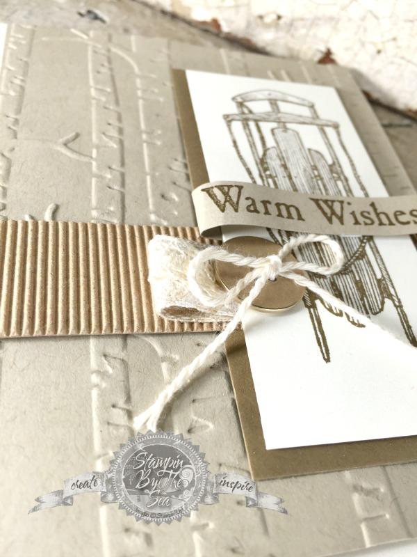 Winter Wishes Stamp set, Stampin' Up!