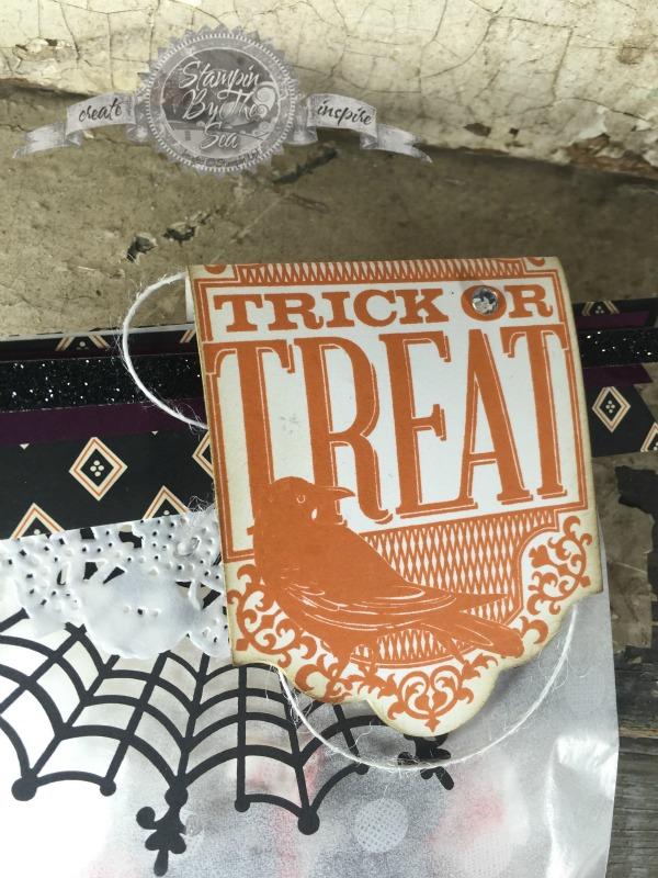 Halloween Treats, Stampin' Up!