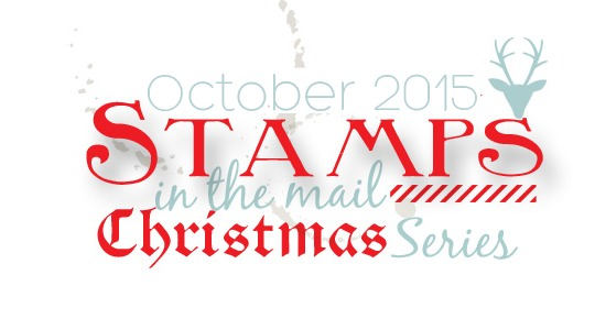 Stamps in the Mail Christmas Series Oct Banner