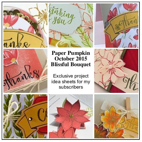 Don't miss this, Paper Pumpkin Subscriber